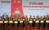 Bộ Quốc phòng tuyên dương tập thể, cá nhân xuất sắc tại Army Games 2021