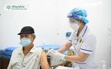 Lợi ích của vắc xin Covid-19 với người cao tuổi