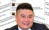 Bầu Thuỵ sửa 12 lần bài đăng nói quản lí cố CS Phi Nhung không có liêm sỉ nhưng giữ vững 1 quan điểm về chuyện Hồ Văn Cường