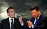 Trung Quốc mất hết bình tĩnh trước nước cờ hiểm của TT Pháp: Đòn giáng mạnh từ nhiều phía