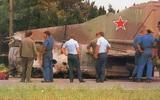 """Sự cố hài hước: Phi công nhảy dù thoát hiểm, MiG-23 """"tự bay một mình"""" - châu Âu kinh hãi!"""