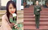Nữ sinh duy nhất của HV Chính trị CAND tốt nghiệp bằng xuất sắc, hé lộ bí mật đằng sau môi trường kỷ luật thép