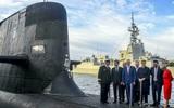 """Australia tuyên bố đã """"thẳng thắn"""" với Pháp về hợp đồng tàu ngầm"""