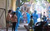 Hà Nội: Thông tin mới nhất về người phụ nữ hết hạn cách ly về Hà Đông phát hiện mắc Covid-19