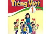 Lùm xùm sách Tiếng Việt lớp 1