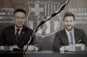 Messi yêu cầu hủy hợp đồng, muốn rời khỏi Barcelona