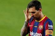 Messi chia tay Barcelona, gia nhập PSG