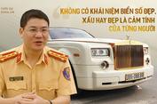 Tái khởi động Đề án đấu giá biển số ôtô