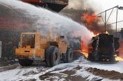 Toàn cảnh vụ cháy cây xăng Quân đội