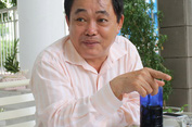 Đại gia Huỳnh Uy Dũng