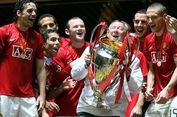 Alex Ferguson chia tay Man United
