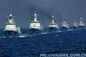 Hạm đội Nam Hải - Hiểm họa trên Biển Đông