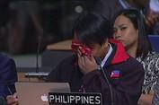 Nước mắt Philippines và bài phát biểu chấn động thế giới