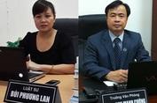 Luật sư Chu Mạnh Cường - LS Bùi Phương Lan trả lời độc giả