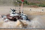 Đua xe tăng Quốc tế ở Nga