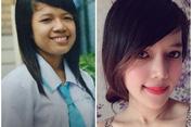 Những cô nàng gây choáng vì sự thay đổi diện mạo bất ngờ