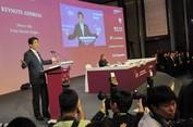Sóng biển Đông trùm bàn nghị sự Shangri-La 2014