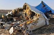 Máy bay Nga rơi ở Ai Cập