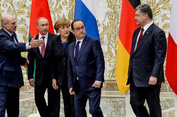 Ukraine - Nga - Mỹ - Châu Âu: Những diễn biến bất ngờ