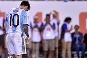 Messi từ giã đội tuyển Argentina sau Copa America