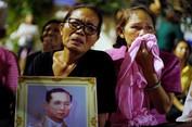 Vua Thái Lan qua đời