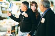 Ngọc Trinh công khai yêu tỷ phú 72 tuổi Hoàng Kiều