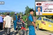 Tài xế taxi bị giết ở Đà Nẵng