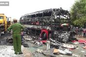 Tai nạn thảm khốc ở Bình Thuận