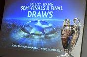Bán kết Champions League 2016/17