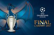 Chung kết Champions League 2016/17: Juventus - Real Madrid