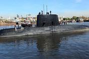 Tàu ngầm Argentina mất tích