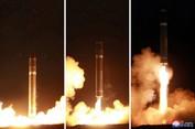 Triều Tiên thử tên lửa mới Hwasong-15 có thể tấn công Mỹ