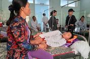 Học sinh lớp 6 bị tát 231 cái phải nhập viện