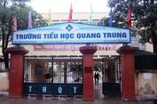 Học sinh ở Hà Nội bị phạt 50 cái tát