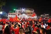 Chúc mừng chiến thắng U23 Việt Nam