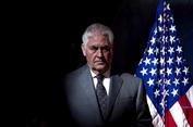 Ông Trump sa thải ngoại trưởng Rex Tillerson