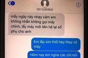 Tin đồn vu khống lãnh đạo tỉnh Thanh Hóa có bồ