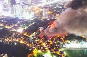 Cháy Công ty Rạng Đông