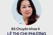 BS Chuyên khoa II Lê Thị Chi Phương