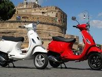 Piaggio ra mắt xe Vespa LXV 3V i.e mới giá 73,9 triệu đồng