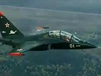 Xem 'xe tăng bay' Su-34 khai hỏa tiêu diệt mục tiêu