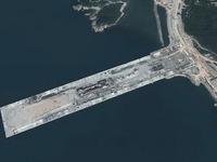 Trung Quốc phủ nhận xây căn cứ tàu sân bay tại Hải Nam