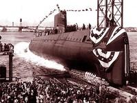 Bí mật tai nạn tàu ngầm Liên Xô ở 'tam giác quỷ' Bermuda