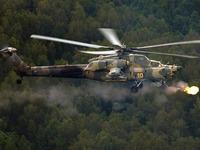 Xem trực thăng tấn công Nga phá hủy mọi mục tiêu
