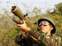 Bộ trưởng Phùng Quang Thanh 'tiếp lửa' cho chiến sĩ trẻ