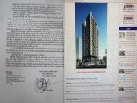 Chủ dự án Tricon Tower biến mất, khách mua nhà tá hỏa