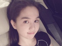 Ca sĩ Phan Anh tình tứ bên MC Thùy Linh