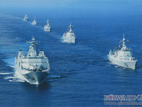 Báo Anh: Trung Quốc bí mật chiêu sinh 6 tổ thuyền viên