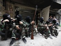 Đại sứ quán Nga tại Syria bị tấn công