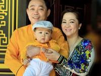 Mẹ tỷ phú 1 tuổi kể về mối tình sóng gió với Huỳnh Uy Dũng